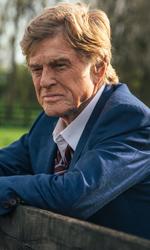 In foto Robert Redford (84 anni) Dall'articolo: Robert Redford, l'ultimo colpo dell'eroe per eccellenza.