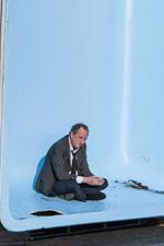 In foto Benoît Poelvoorde (55 anni) Dall'articolo: 7 Uomini a Mollo, il trailer italiano del film [HD].