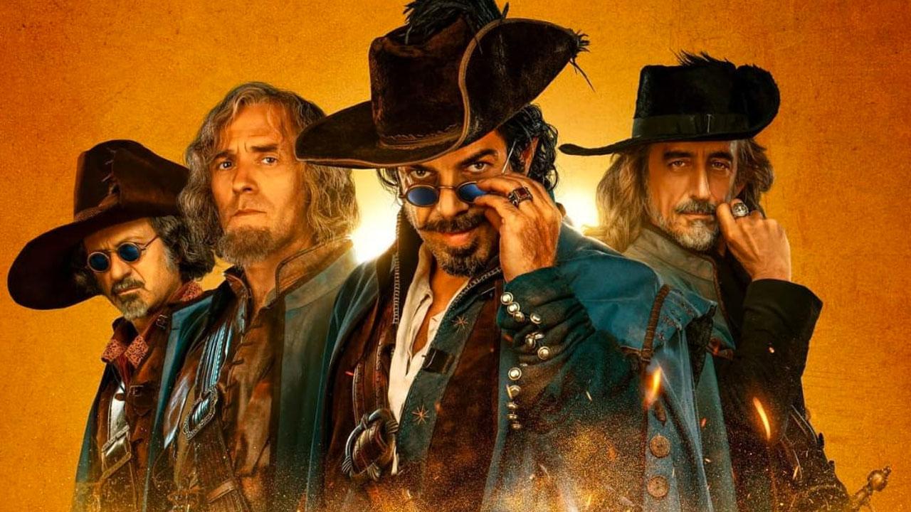 -  Dall'articolo: Moschettieri del Re, il trailer ufficiale del film [HD].