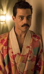 In foto Rami Malek (38 anni) Dall'articolo: Bohemian Rhapsody non si ferma più: il film viaggia verso i 12 milioni.