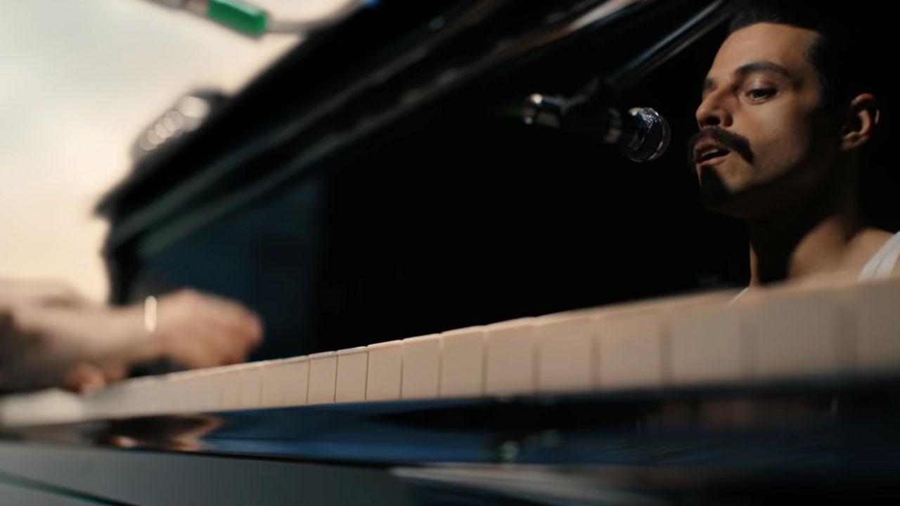 -  Dall'articolo: Sabato strepitoso per i Queen di Bohemian Rhapsody.