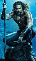 In foto Jason Momoa (40 anni) Dall'articolo: Aquaman sorprende in Cina: apertura da 93 milioni di dollari.