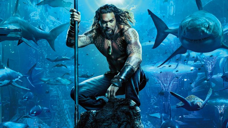 Aquaman sorprende in Cina: apertura da 93 milioni di dollari