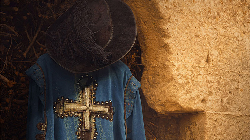 Moschettieri del Re, una fiaba d'azione perfetta come film per famiglie