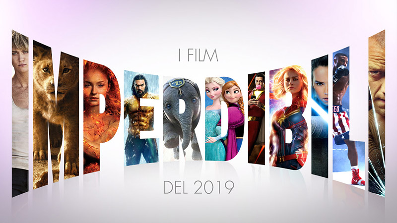 I film imperdibili del 2019