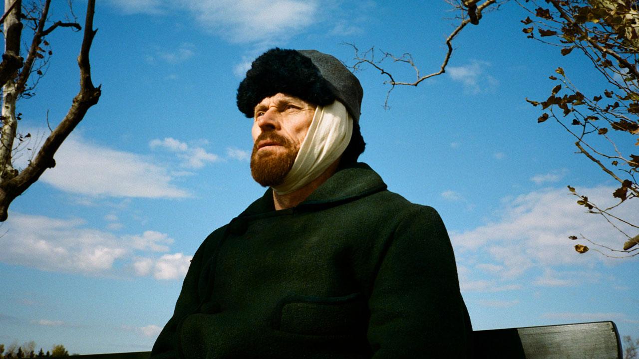 In foto Willem Dafoe (65 anni) Dall'articolo: Van Gogh - Sulla soglia dell'eternità, il trailer italiano del film [HD].