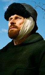 In foto Willem Dafoe (64 anni) Dall'articolo: Van Gogh - Sulla soglia dell'eternità, il trailer italiano del film [HD].
