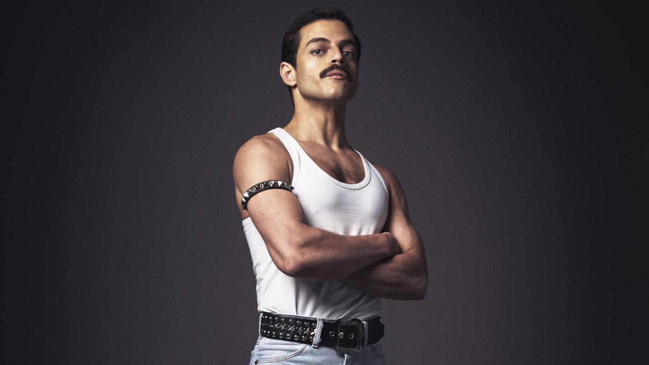 In foto Rami Malek (38 anni) Dall'articolo: I Queen sempre più su: Bohemian Rhapsody è il secondo miglior incasso di stagione.