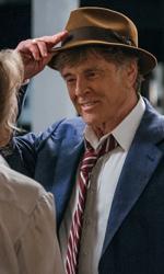 In foto Robert Redford (84 anni) Dall'articolo: Old Man & the Gun, il cinema ha ancora bisogno dei vecchi divi.