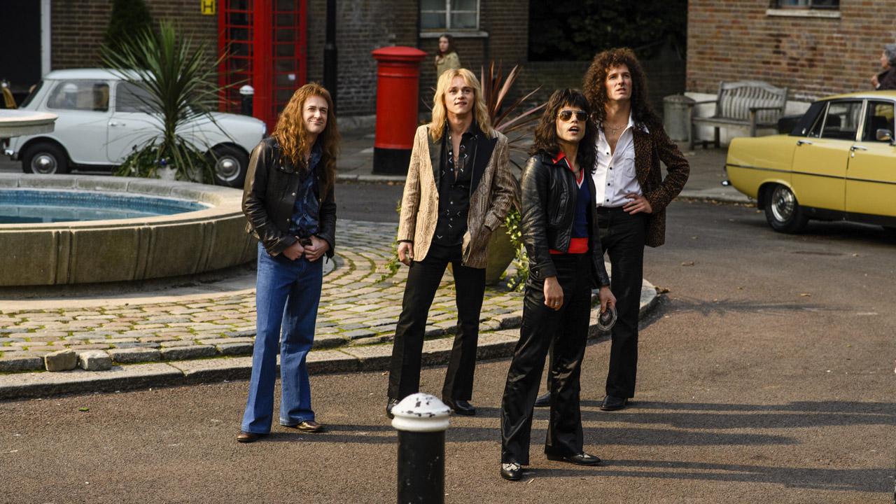 In foto Rami Malek (40 anni) Dall'articolo: Bohemian Rhapsody senza freni: è ora il miglior incasso di stagione.