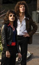 In foto Rami Malek (38 anni) Dall'articolo: Bohemian Rhapsody senza freni: è ora il miglior incasso di stagione.