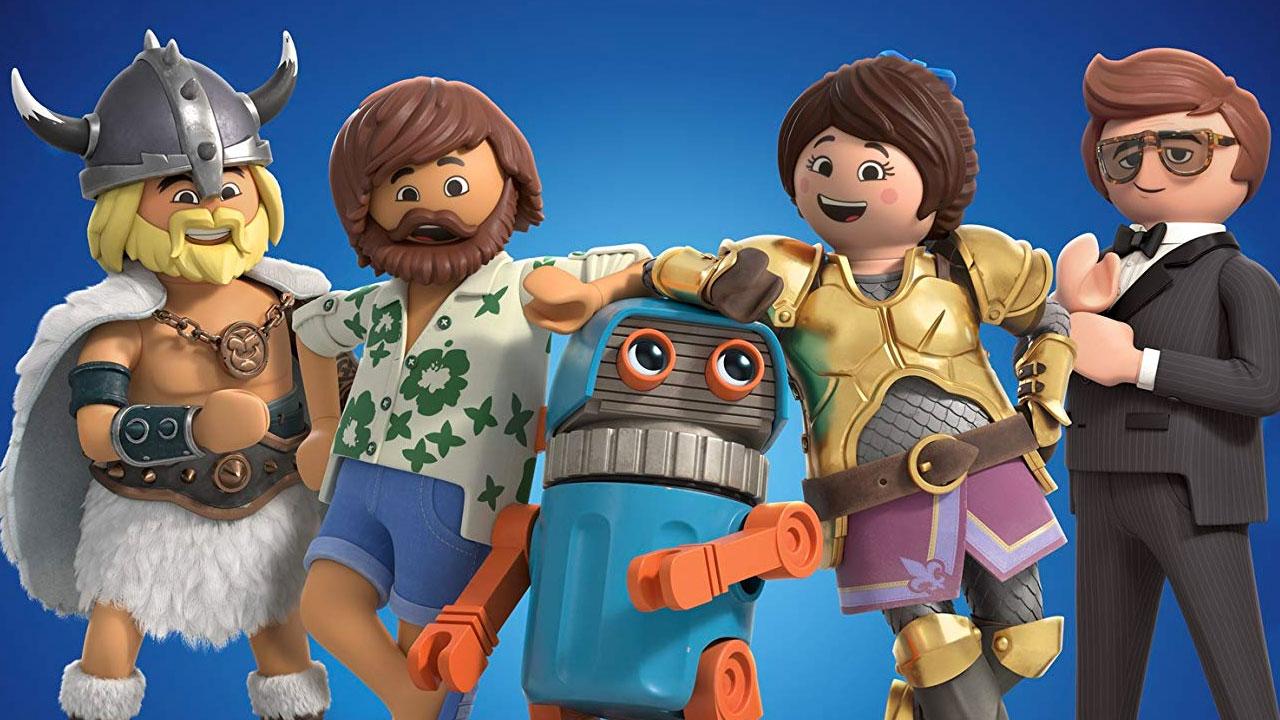 -  Dall'articolo: Playmobil: The Movie, il trailer italiano del film [HD].