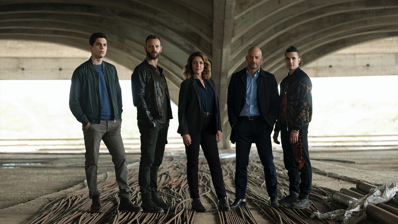 In foto Alessandro Borghi (34 anni) Dall'articolo: Suburra, la seconda stagione dal 22 febbraio su Netflix.