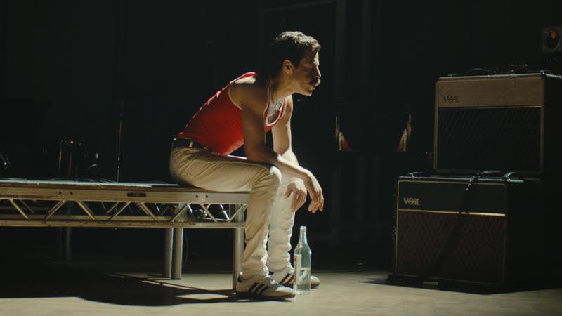 In foto Rami Malek (40 anni) Dall'articolo: Bohemian Rhapsody, secondo miglior incasso del 2018 dopo Infinity War.