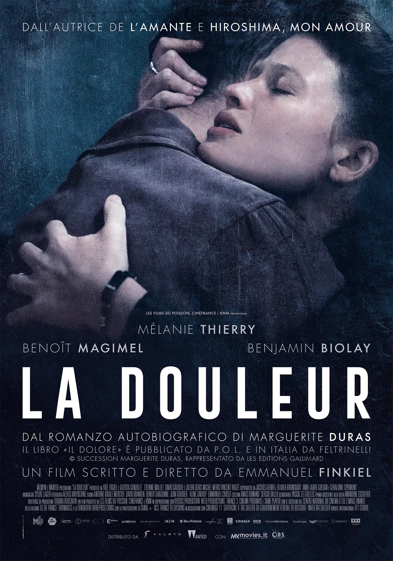 In foto Mélanie Thierry (39 anni) Dall'articolo: La douleur, il poster italiano del film.