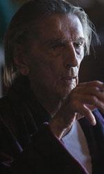 In foto Harry Dean Stanton (95 anni) Dall'articolo: Lucky, su IBS il dvd di un ritratto agrodolce della senilità con il grande attore Harry Dean Stanton.