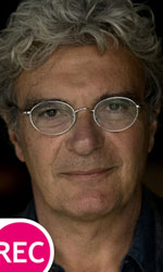In foto Mario Martone (60 anni) Dall'articolo: Mario Martone: «La rivoluzione è un fiore».