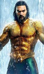 In foto Jason Momoa (40 anni) Dall'articolo: Aquaman, un'epica subacquea kitsch e poco originale.