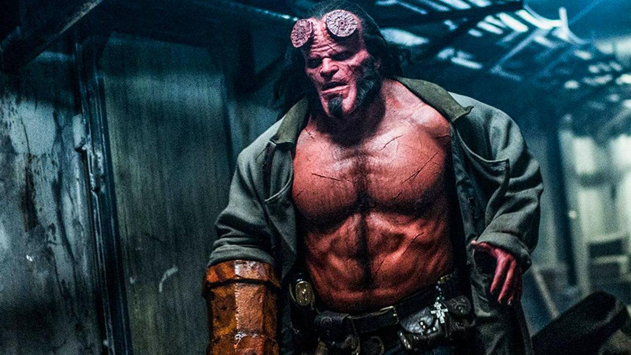 -  Dall'articolo: Hellboy, il trailer italiano del film [HD].