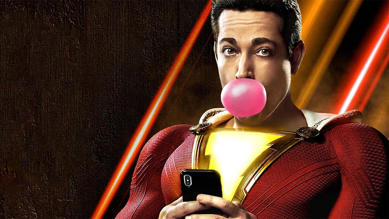 In foto Mark Strong (58 anni) Dall'articolo: Shazam!, il lato più ottimista e sincero dei supereroi.