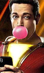 In foto Mark Strong (56 anni) Dall'articolo: Shazam!, il lato più ottimista e sincero dei supereroi.