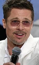 In foto Brad Pitt (56 anni) Dall'articolo: Ad Astra, Brad Pitt in viaggio nello spazio alla ricerca del padre.