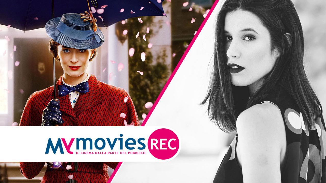 -  Dall'articolo: Il ritorno di Mary Poppins, la video recensione.