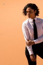 In foto Rebecca Ferguson (37 anni) Dall'articolo: Men in Black International, il trailer italiano del film [HD].