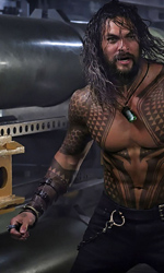 In foto Jason Momoa (40 anni) Dall'articolo: Aquaman è il film di Natale in Cina e negli USA.