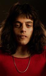 In foto Rami Malek (38 anni) Dall'articolo: Box Office: Bohemian Rhapsody per la prima volta giù dal podio.