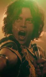 In foto Rami Malek (38 anni) Dall'articolo: Per Boldi e De Sica non c'è gara, Bohemian Rhapsody supera Amici come prima.
