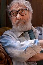 In foto Luis Brandoni (79 anni) Dall'articolo: Il mio Capolavoro, da giovedì 24 gennaio al cinema.