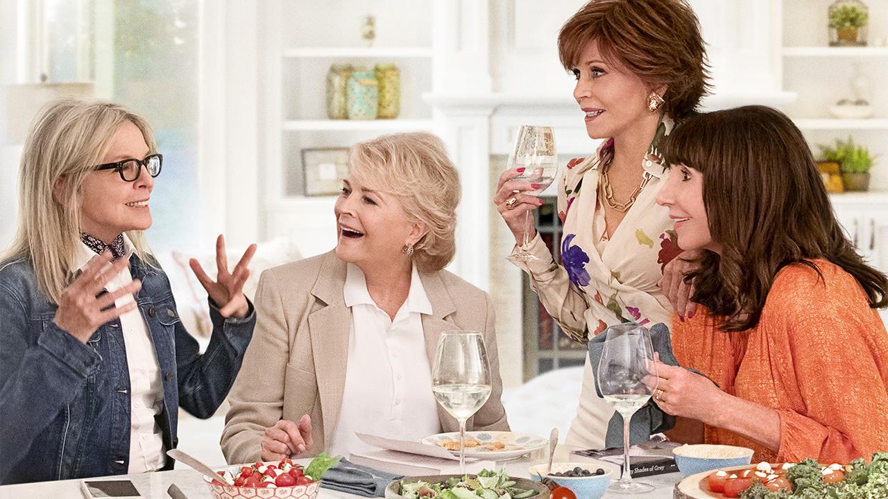 In foto Diane Keaton (74 anni) Dall'articolo: Book Club, può un libro riaccendere la passione a 70 anni?.
