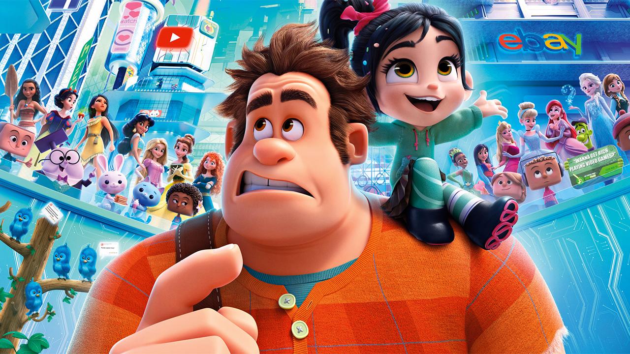 -  Dall'articolo: Ralph Spacca Internet, 3 milioni in 3 giorni per il film Disney.