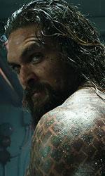 In foto Jason Momoa (40 anni) Dall'articolo: L'estetica di Aquaman, quando l'eccesso è una virtù.