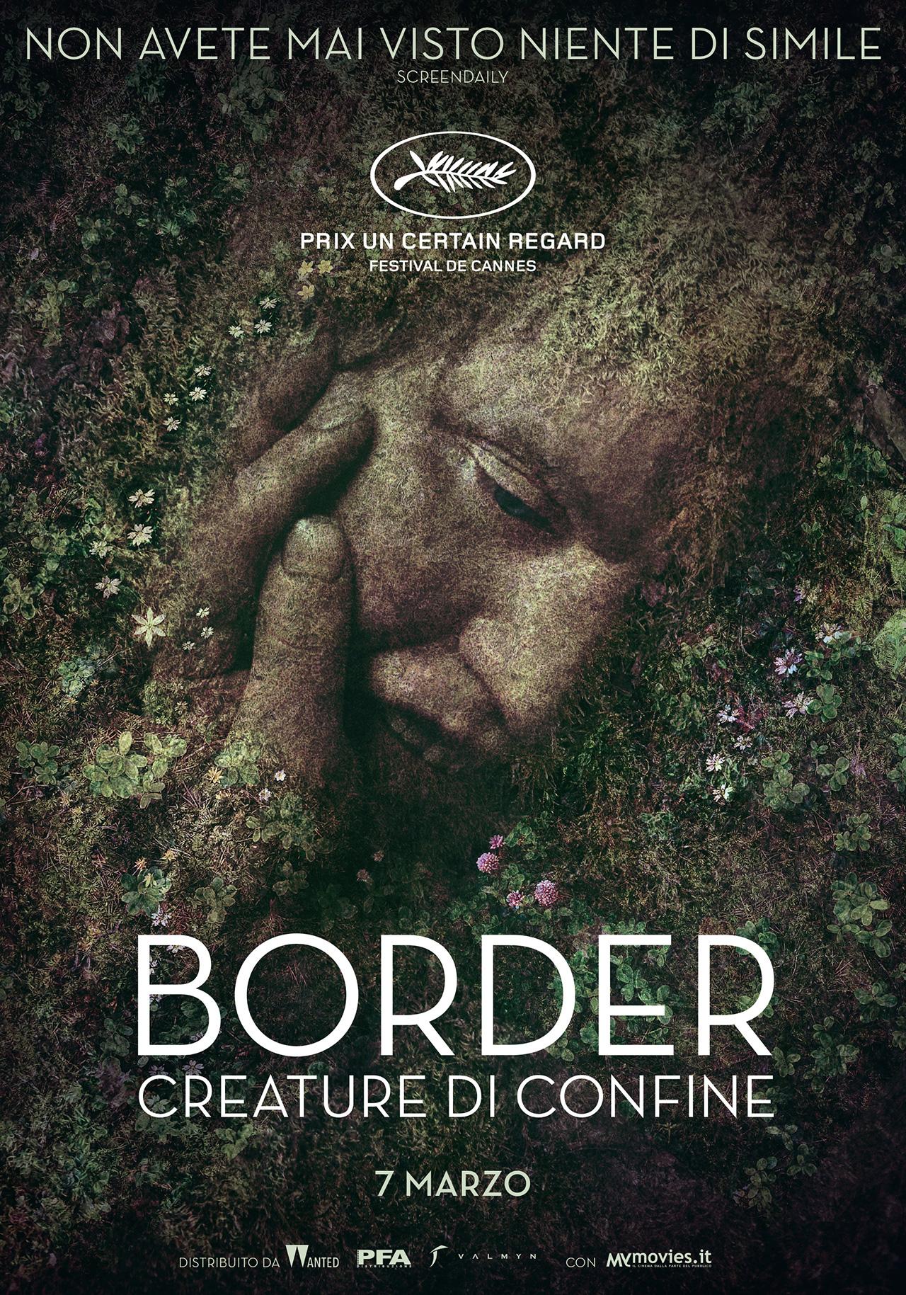 -  Dall'articolo: Border - Creature di confine, il teaser poster del film.
