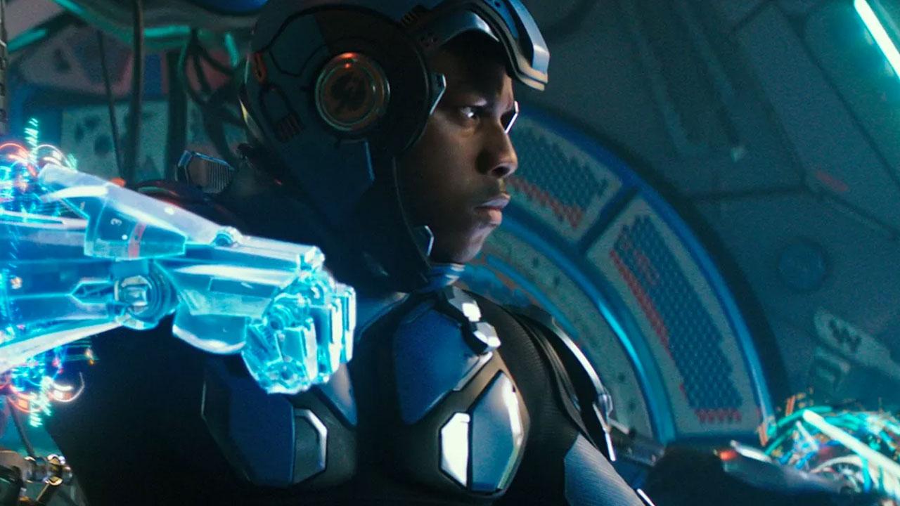 In foto John Boyega (29 anni) Dall'articolo: Pacific Rim - La rivolta, su Infinity il sequel-reboot con John Boyega.