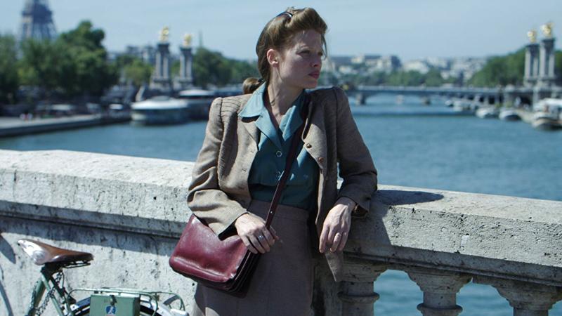 La douleur, guarda l'inizio del film su Marguerite Duras