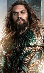 In foto Jason Momoa (40 anni) Dall'articolo: Aquaman sta per diventare il quinto film miliardario del 2018 nel mondo..