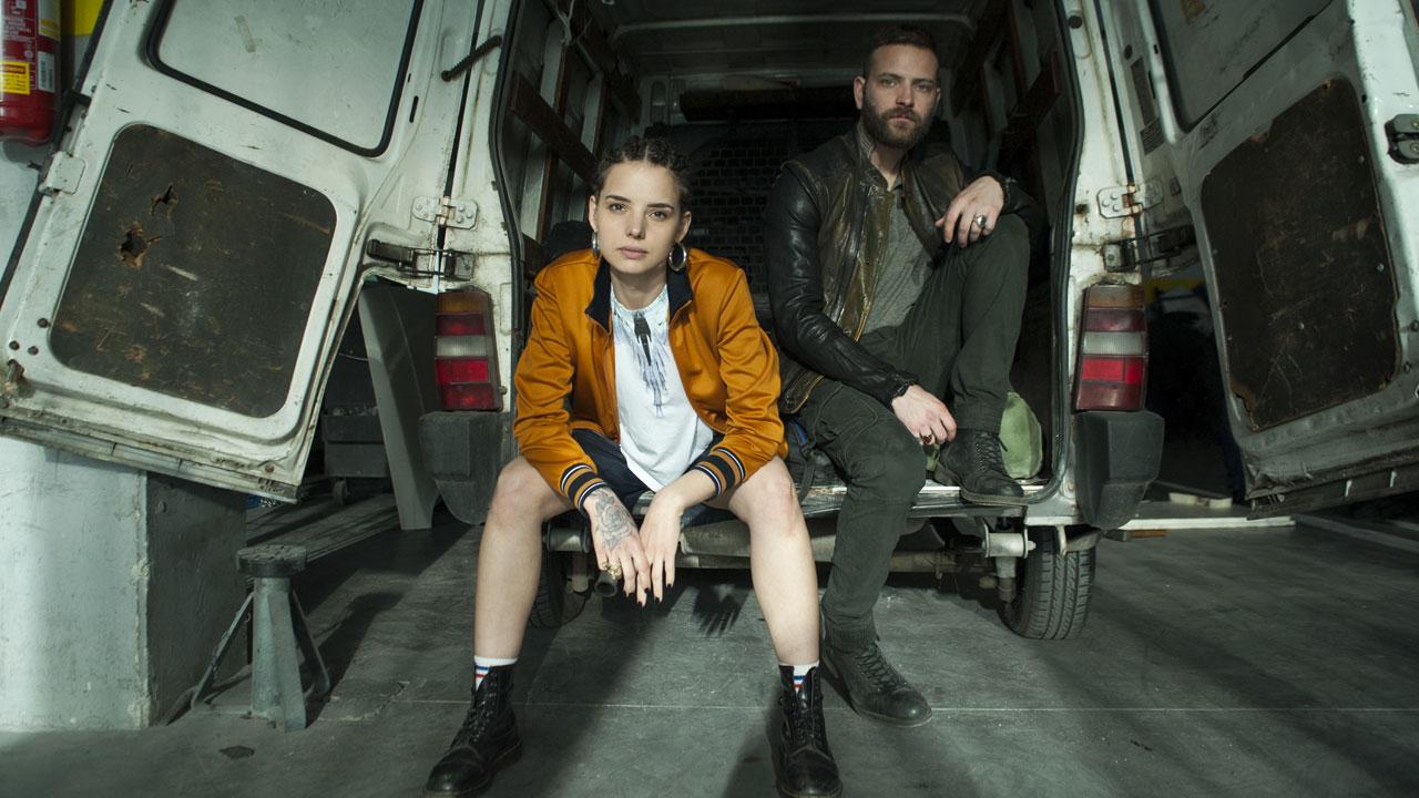 In foto Alessandro Borghi (34 anni) Dall'articolo: Suburra - La serie, il teaser trailer ufficiale della 2a stagione [HD].