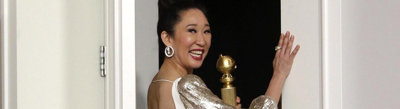 La nuova alba di Sandra Oh, pluripremiata come Miglior Attrice per Killing Eve
