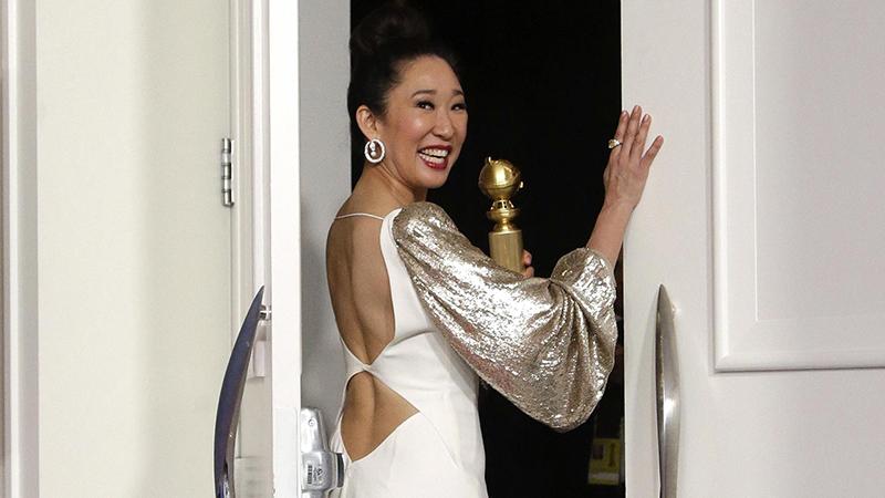 La nuova alba di Sandra Oh, pluripremiata per Killing Eve