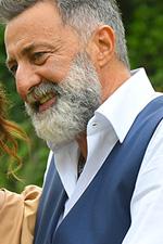 In foto Luca Barbareschi (64 anni) Dall'articolo: Dolce Roma, da giovedì 4 aprile al cinema.