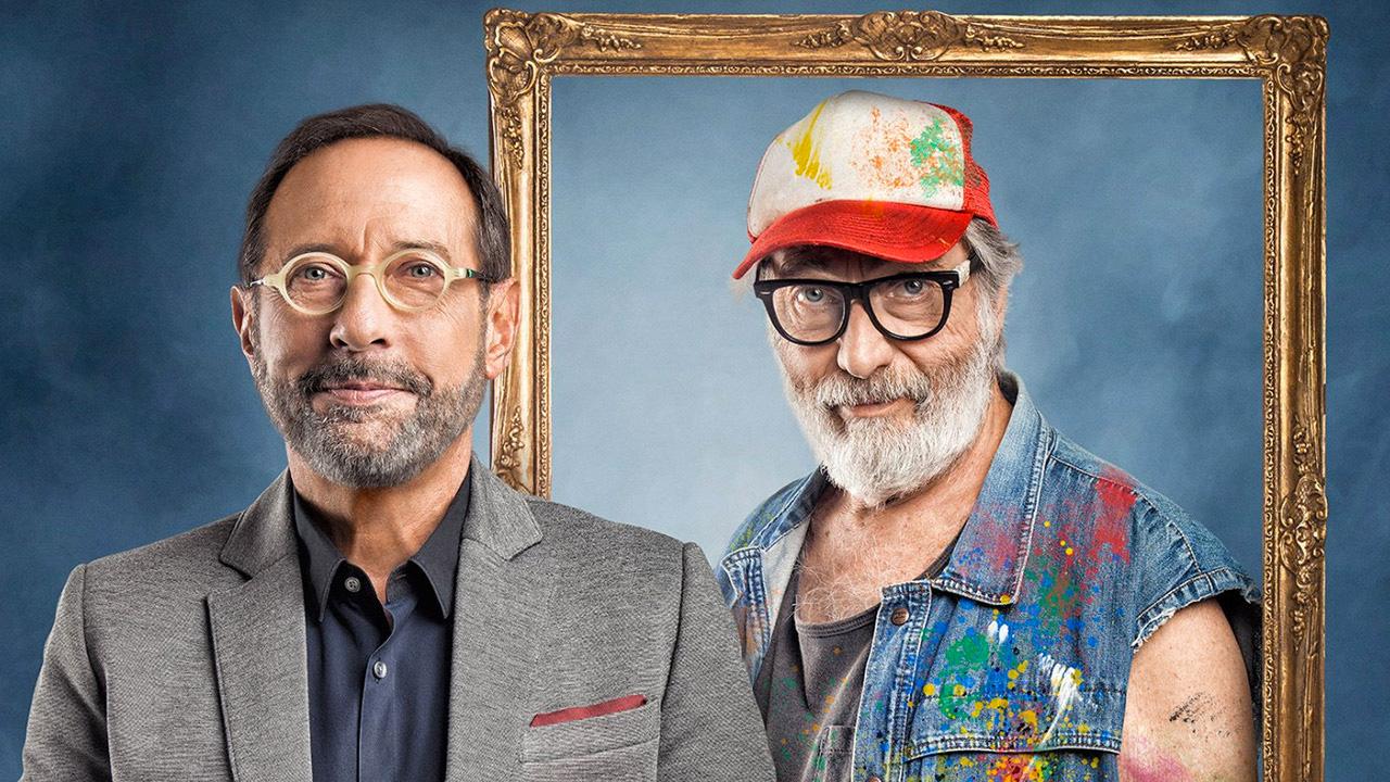 In foto Guillermo Francella (64 anni) Dall'articolo: Il mio Capolavoro, il trailer italiano del film [HD].