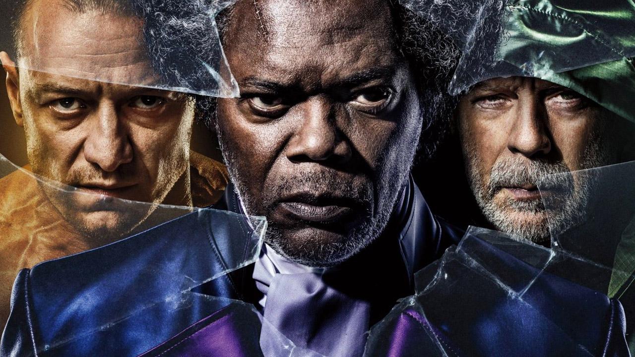 In foto Samuel L. Jackson (72 anni) Dall'articolo: Glass parte forte: il film di Shyamalan subito al comando del box office.