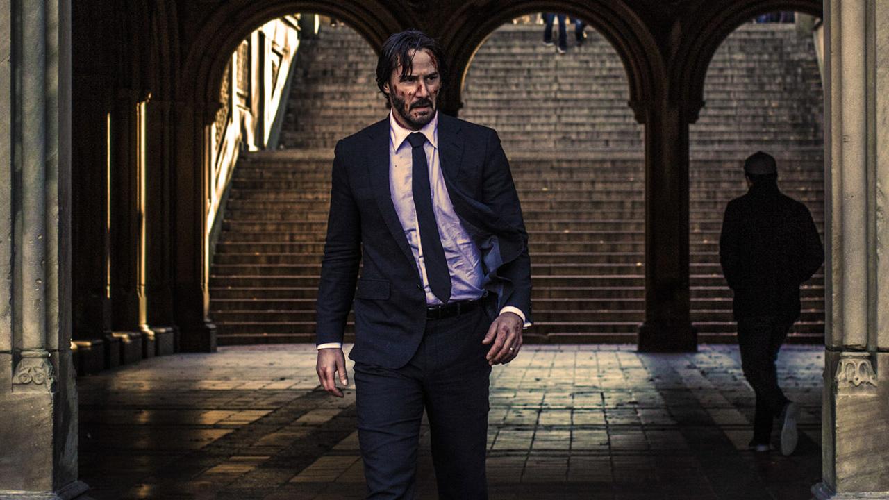 In foto Keanu Reeves (55 anni) Dall'articolo: John Wick 3, il teaser trailer italiano del film [HD].