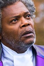 In foto Samuel L. Jackson (72 anni) Dall'articolo: Glass è primo al box office italiano. Nel weekend l'esordio anche negli USA..