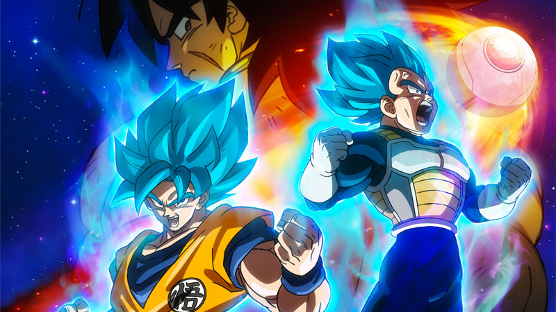 Dragon Ball Super: Broly è la grande sorpresa del box office USA
