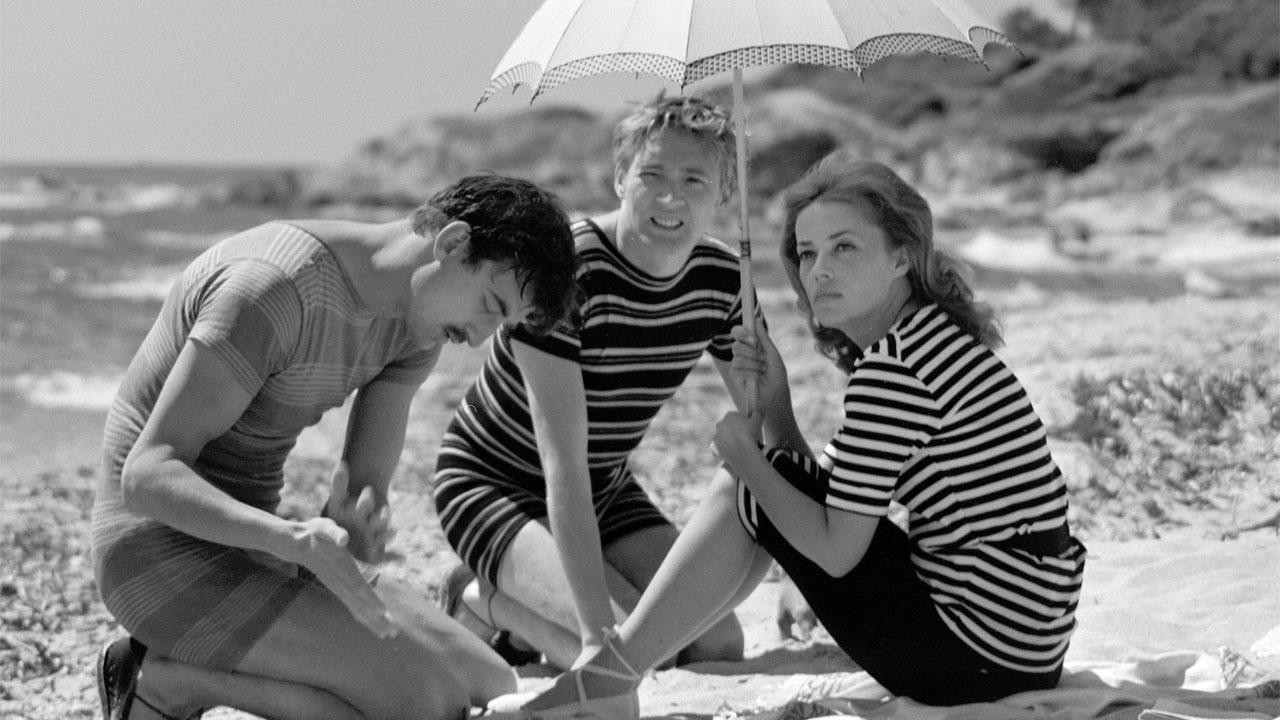 In foto Jeanne Moreau Dall'articolo: Jules e Jim, da lunedì 4 marzo al cinema.