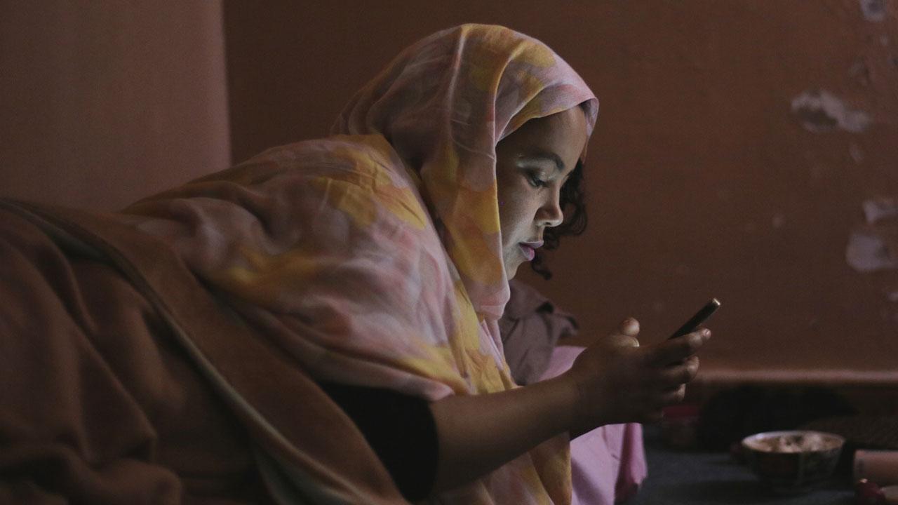 In foto Verida Beitta Ahmed Deiche Dall'articolo: Berlinale, Il corpo della sposa nella sezione Panorama.
